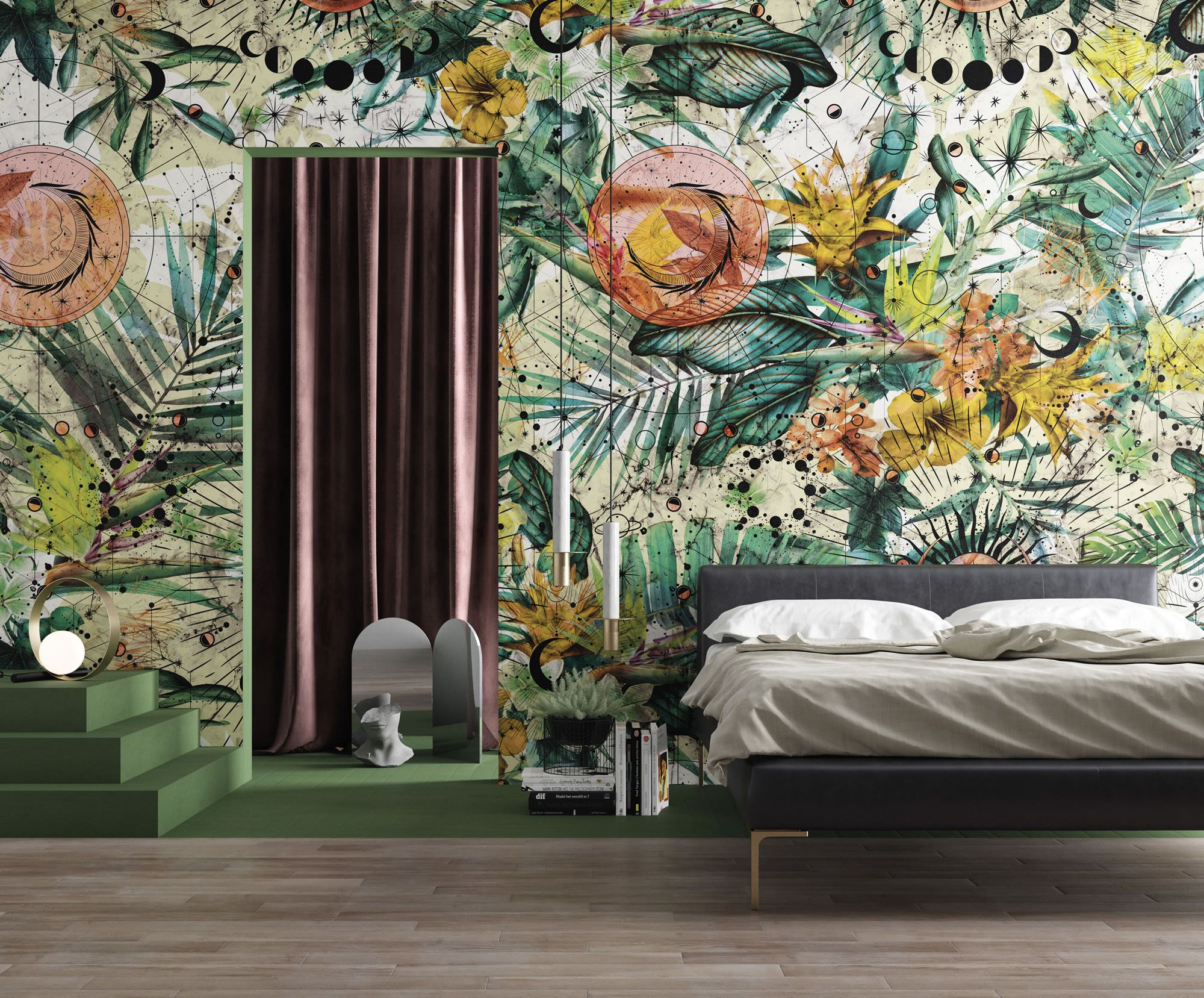 Pro e contro, prezzi, temi, tipologie (2021). 2020 Wallpapers Embrace Dreamy Decor