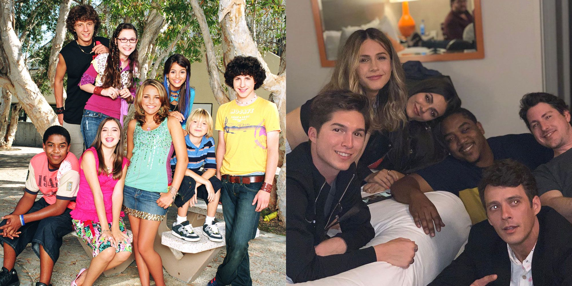 Zoey 101 Star Confirms The Cast Are Working Together Again