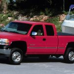 2001 Chevrolet Silverado And Gmc Sierra Hd