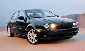 2002 Jaguar X Type
