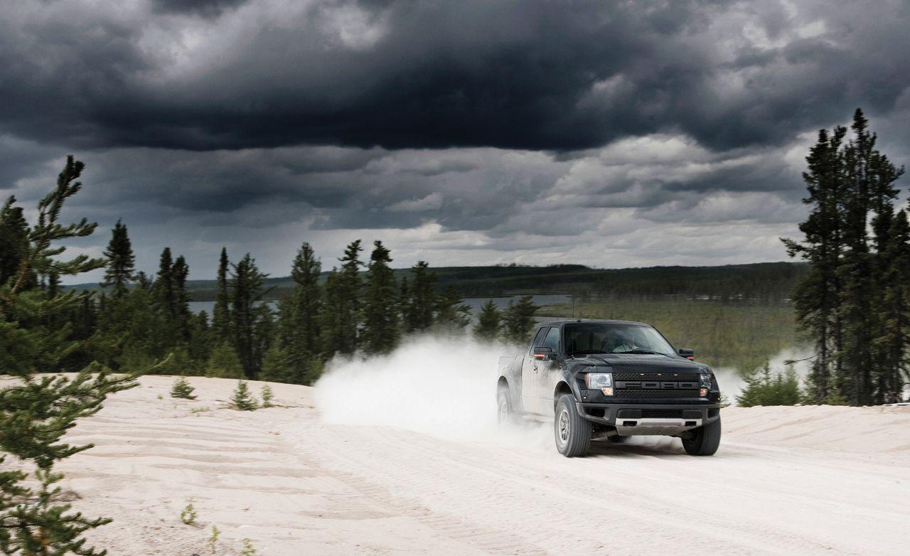 2010 ford f 150 svt raptor 6 2 road test