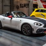 2017 Abarth 124 Spider Official Photos And Info 8211 News 8211 Car And Driver