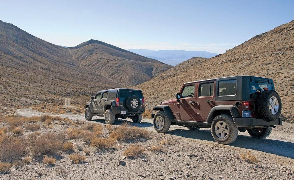 2008 hummer h3 alpha, 2008 jeep wrangler unlimited
