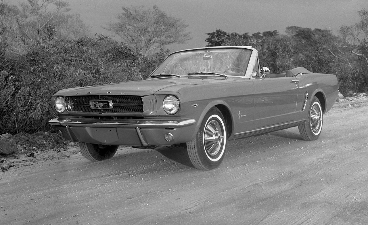 Sold by bethallion, llc and ships from amazon fulfillment. Tested 1964 1 2 Ford Mustang Rocks The Automotive World