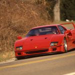 Our Original Ferrari F40 Test