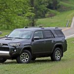 2017 Toyota 4runner 4x4 Test Review Car And Driver