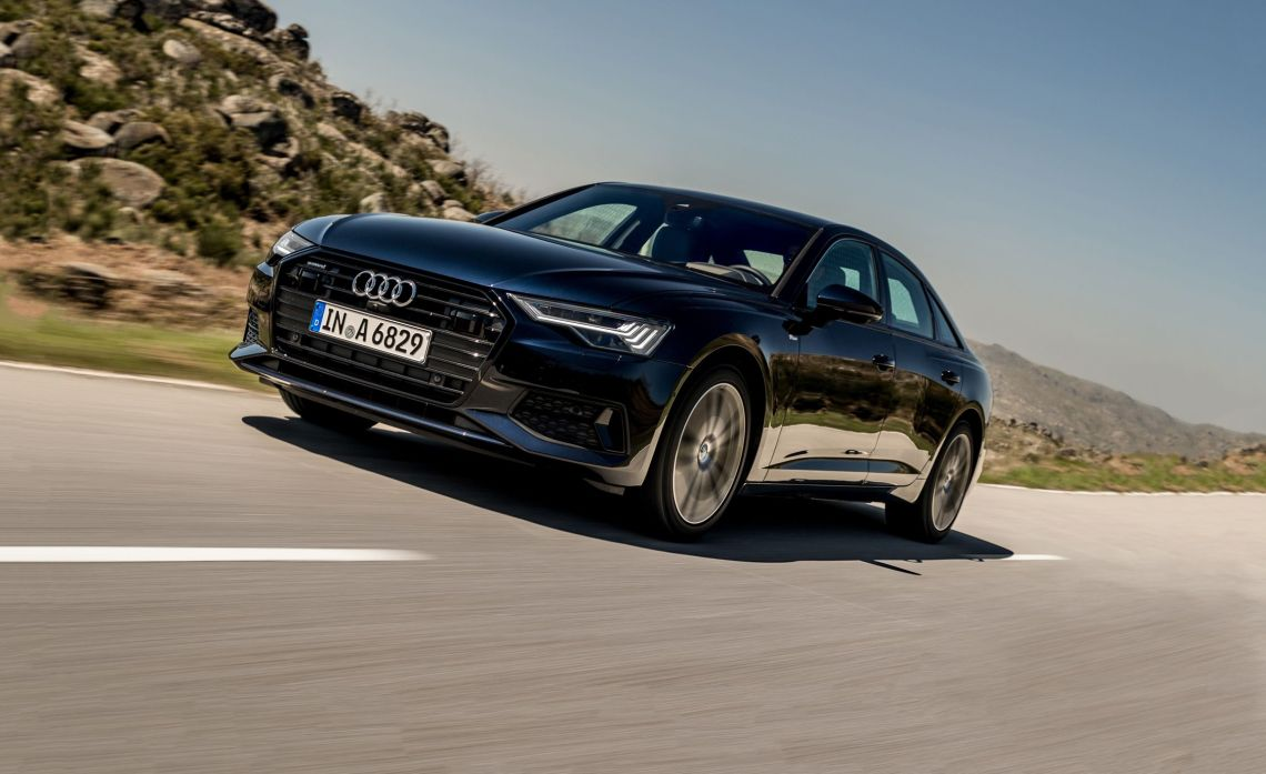 2019 audi a6 first drive: redesigned from the inside out | review