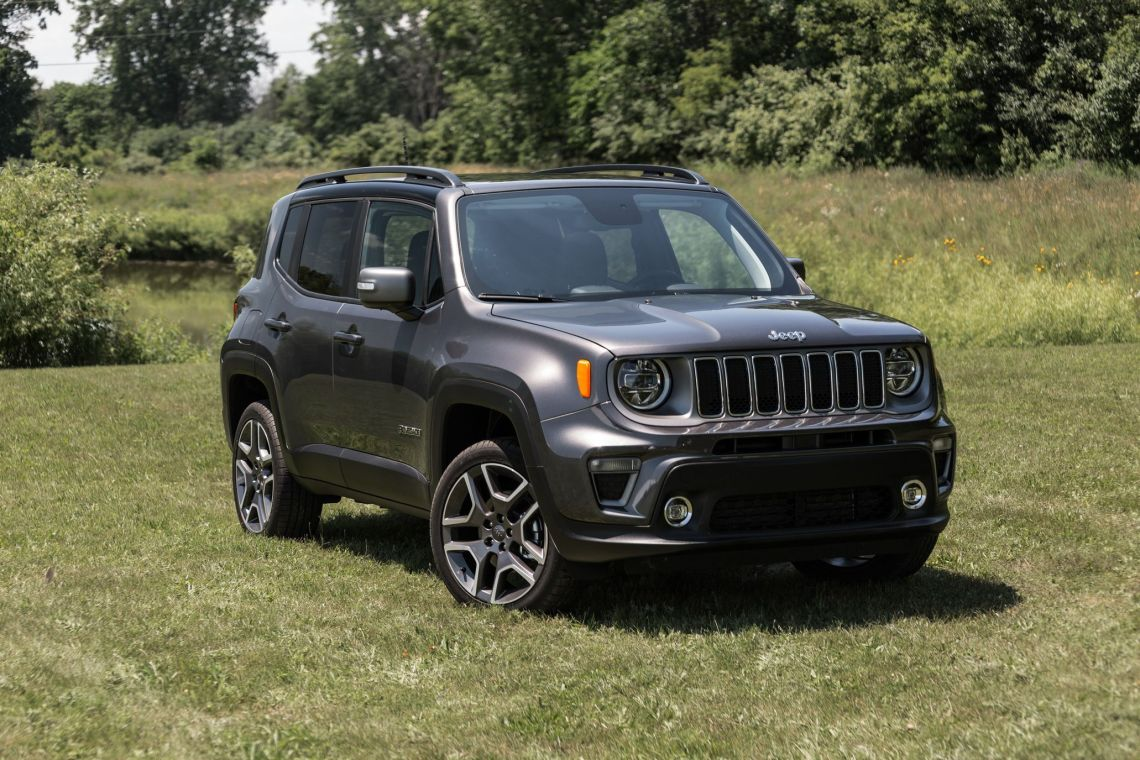 2018 jeep renegade | review | car and driver