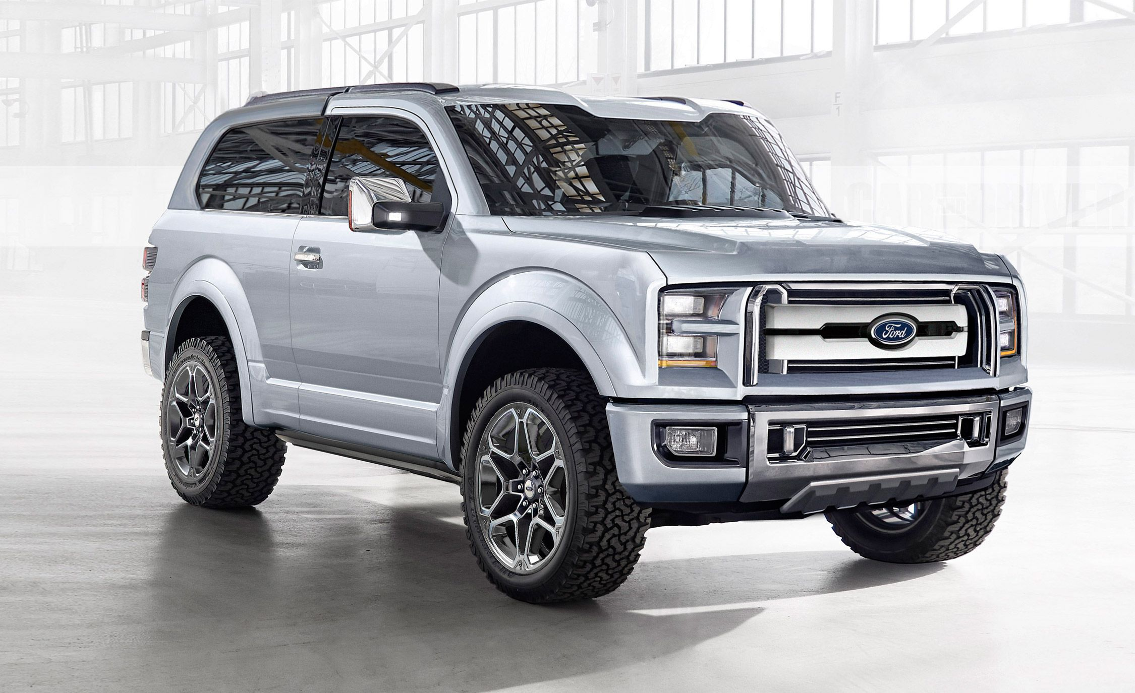 2020 Ford Bronco Because The Wrangler Can T Have All The