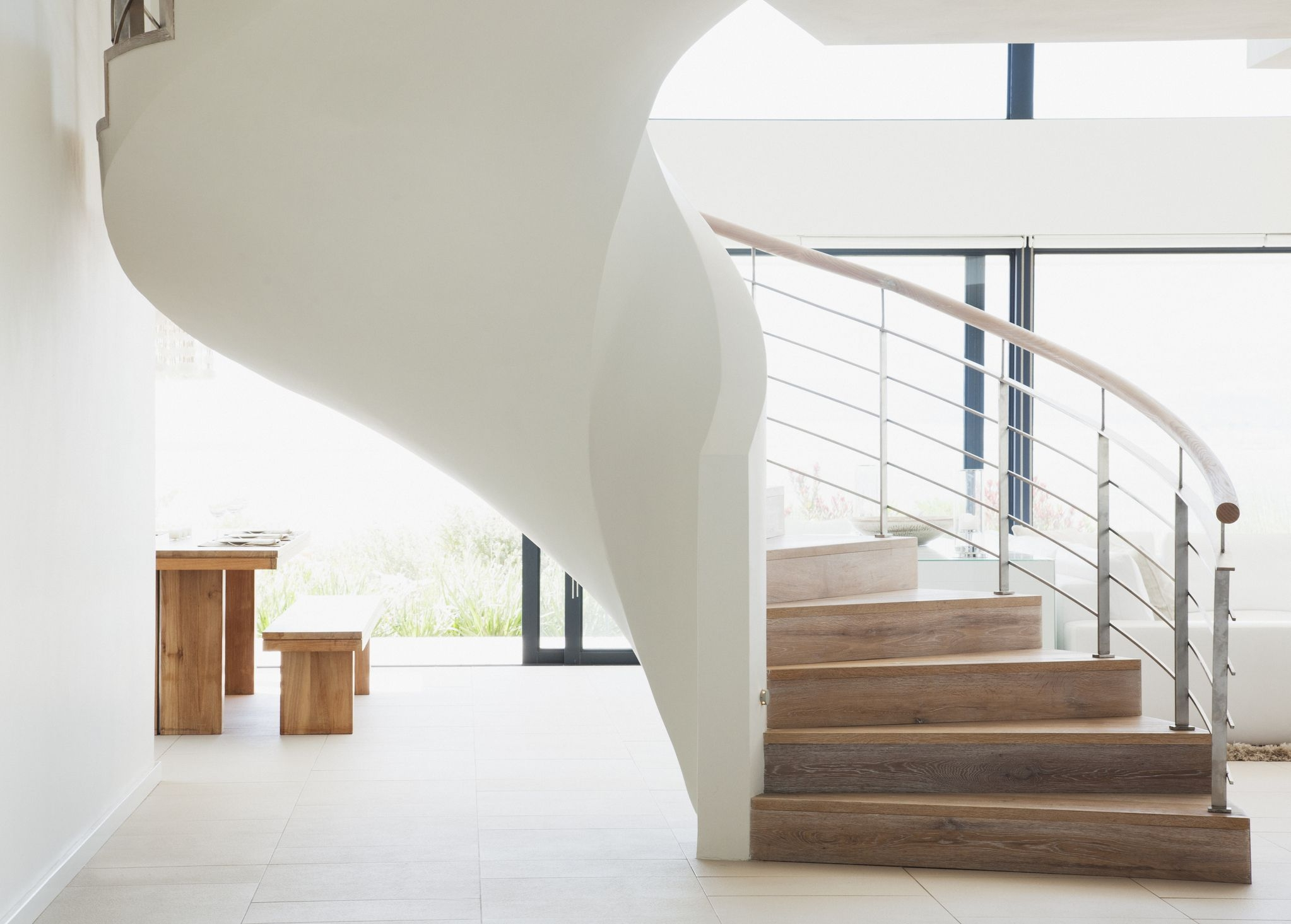 Interior Staircase Design Ideas Repairing Replacing Or Repositioning | Replacement Handrail For Spiral Staircase | Staircase Kits | Floating Staircase | Modern Staircase Design | Staircase Ideas | Steel