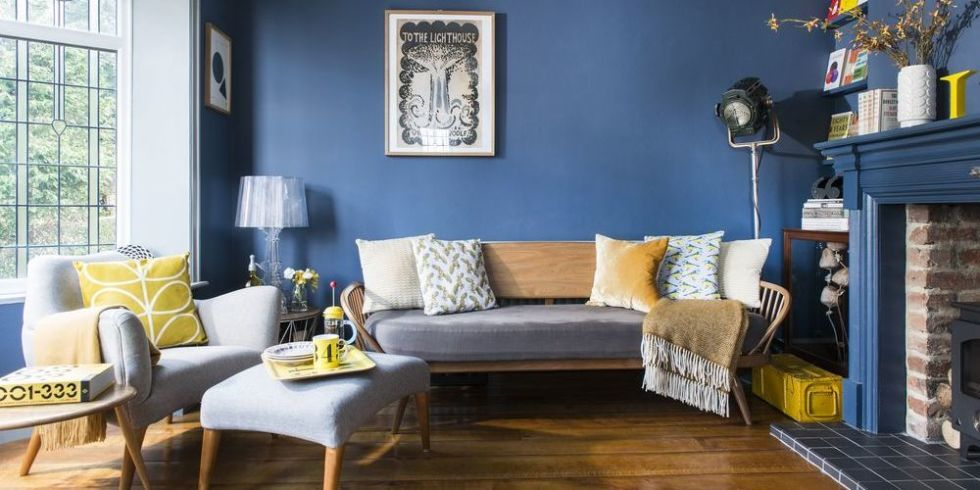 This Retro-style Living Room Is The Perfect Retreat For