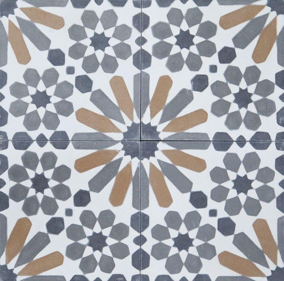 fabulous patterned floor tiles