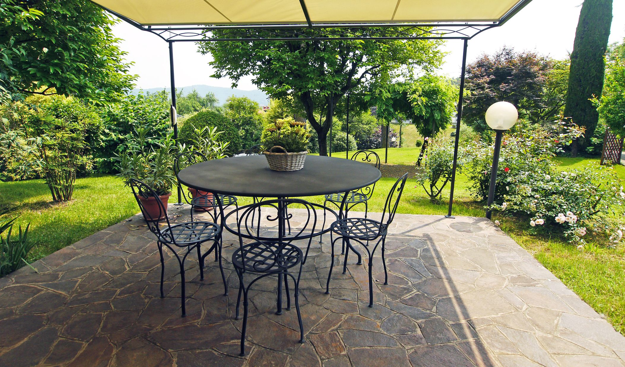 10 tips for planning a patio garden