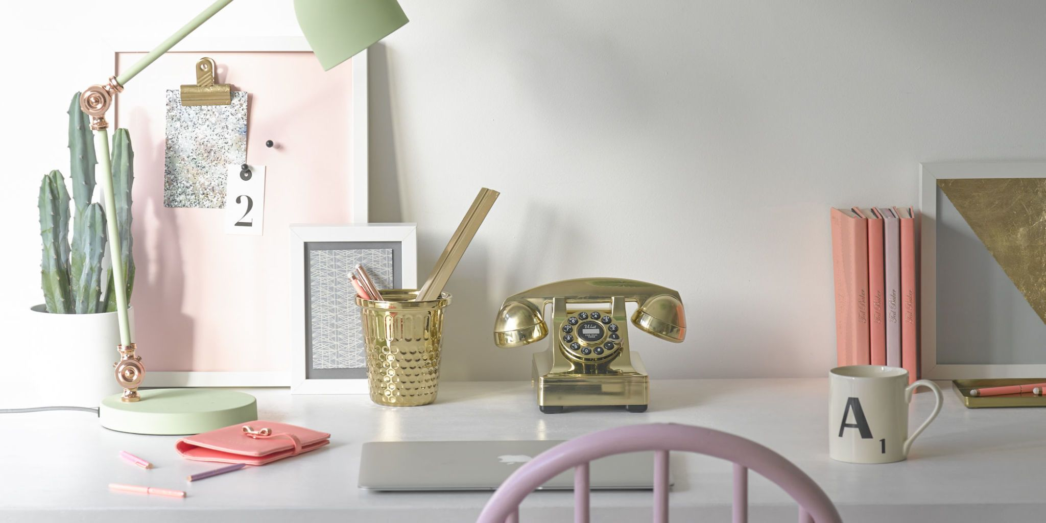 Home Office Essentials Keep Your Desk Looking Stylish And