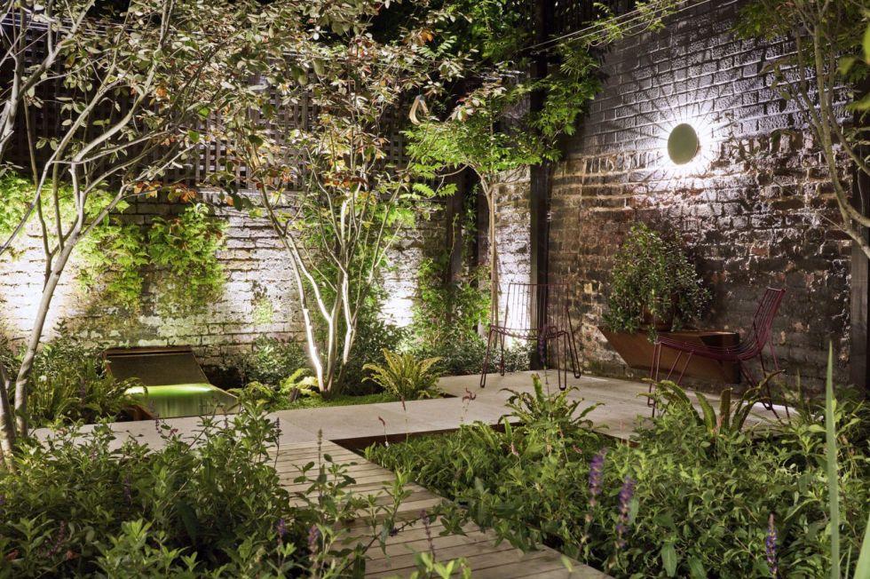 giardini un po' più caotici, dallo stile romantico, nel senso letterale del termine, e oasi selvagge e ricche di profumi