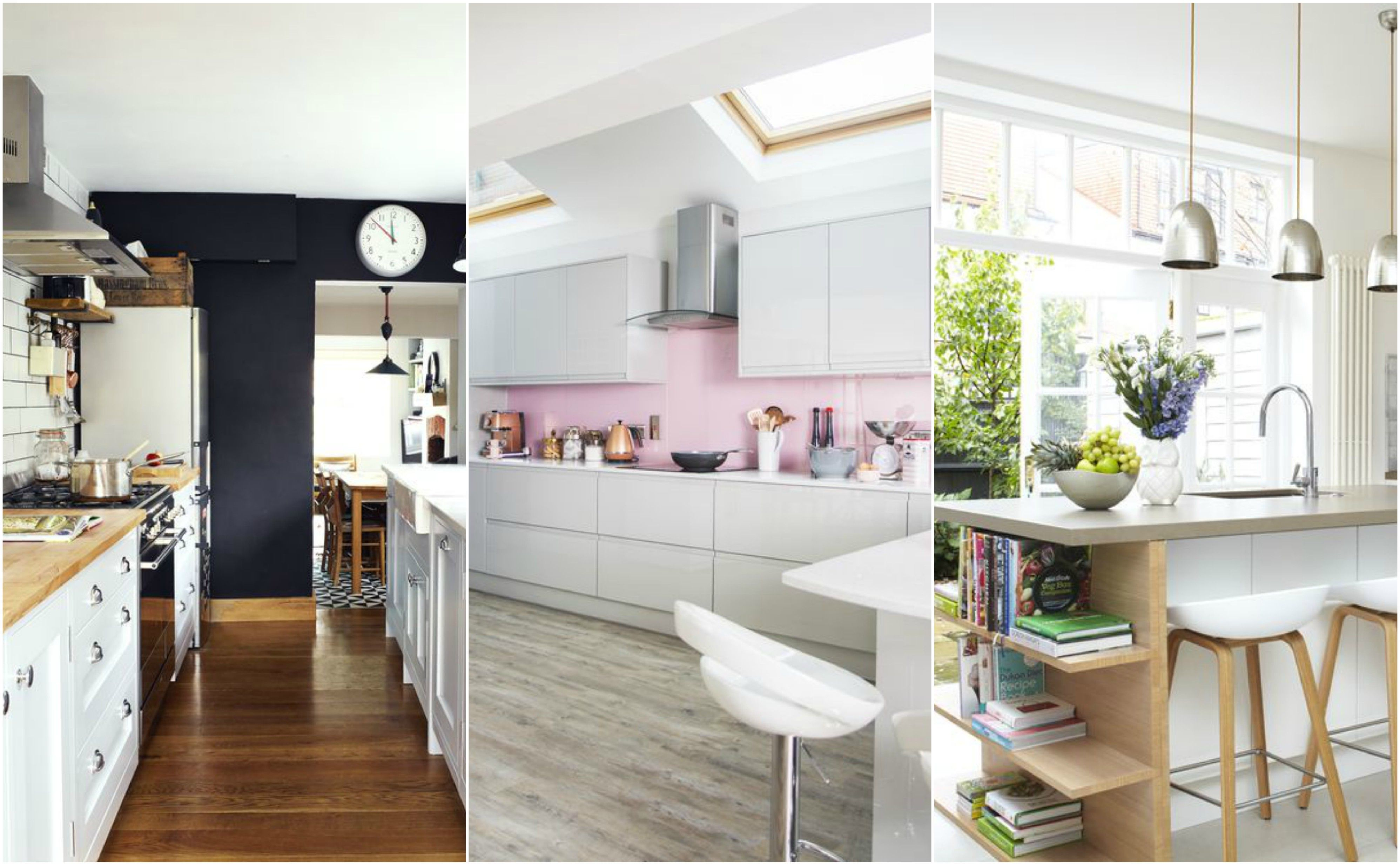 Popular Kitchen Design Layout Ideas Galley L Shaped U Shaped And Island