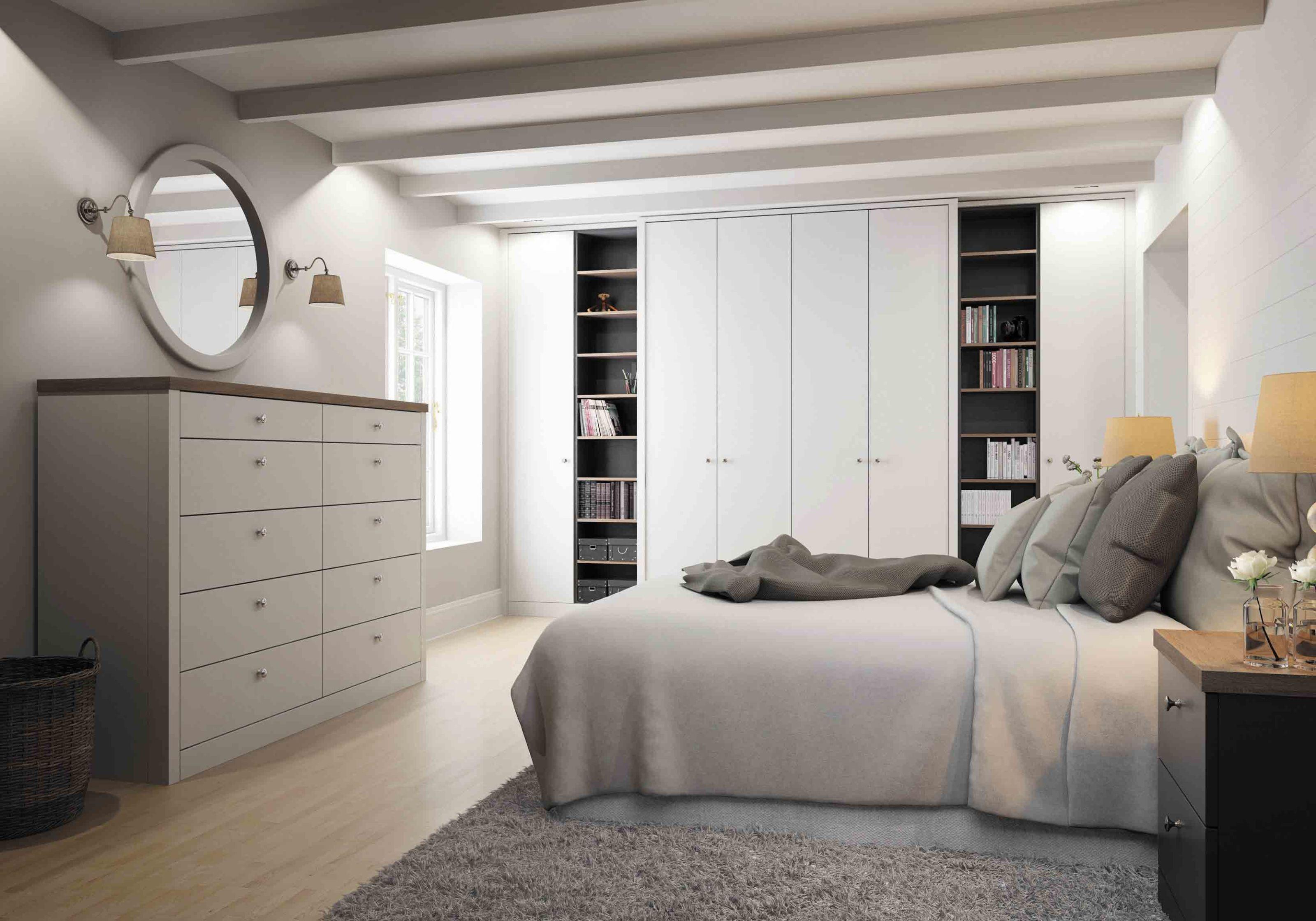 Bedroom Design Trends 2018 - Modern Bedroom Ideas on Trendy Bedroom  id=46385