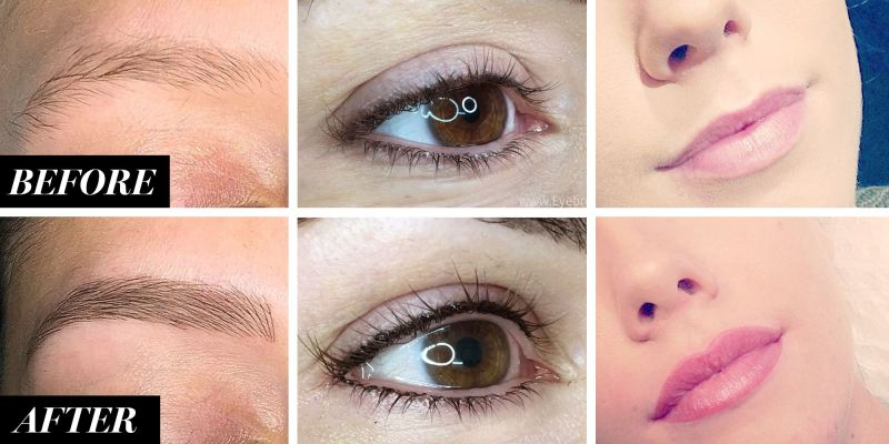 Permanent Makeup Tattoos How To