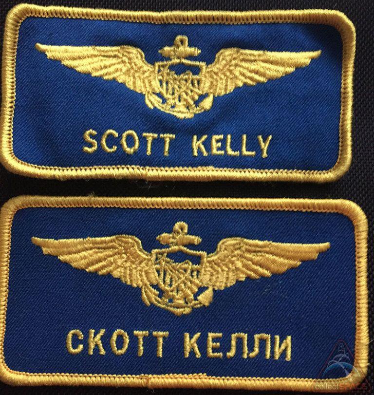 The Wild Story Behind Astronaut Scott Kelly's Lucky ...