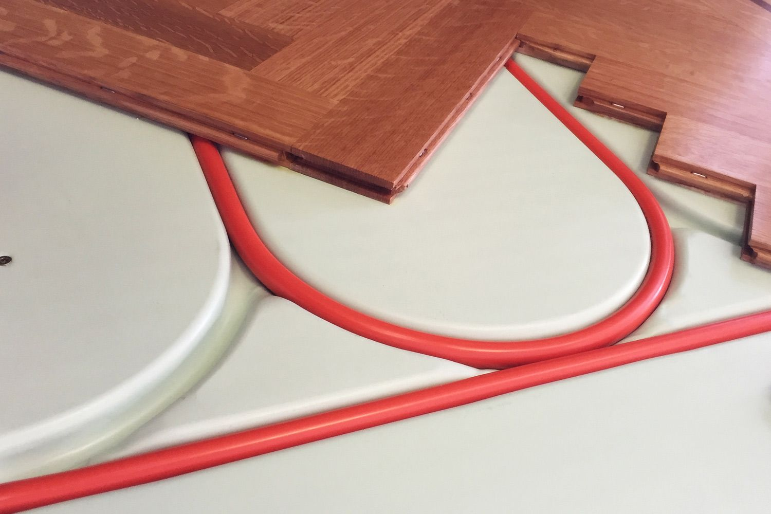 electric floor heating how to install