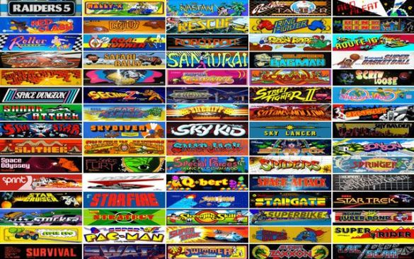 15 Classic Arcade Games You Should Play in Your Web Browser image
