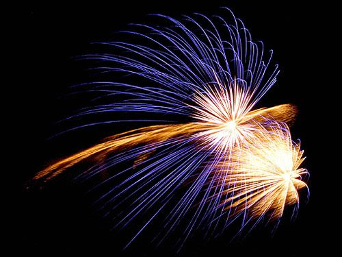 How Do Fireworks Work - Inside Pictures How Fireworks Work