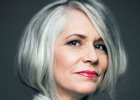 Expert Make Up Tips If You Have Grey Hair