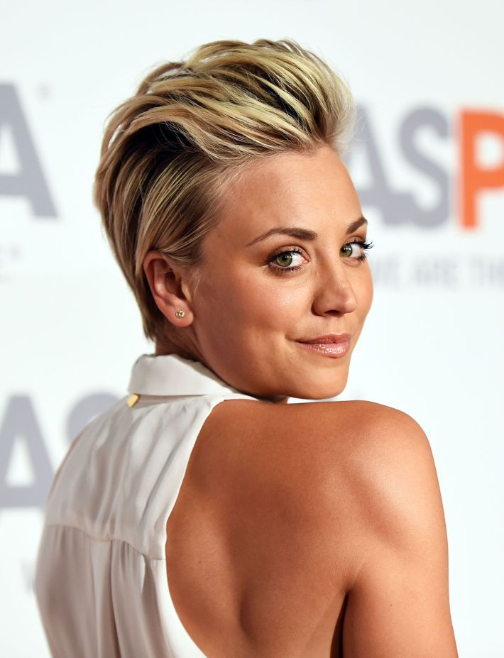 kaley cuoco-sweeting's law of happiness