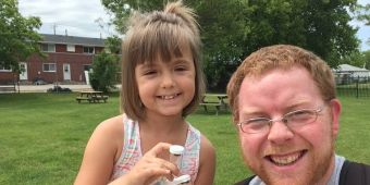 This 8-Year-Old Girl's Love Of Bugs Got Her Published In A Scientific Journal