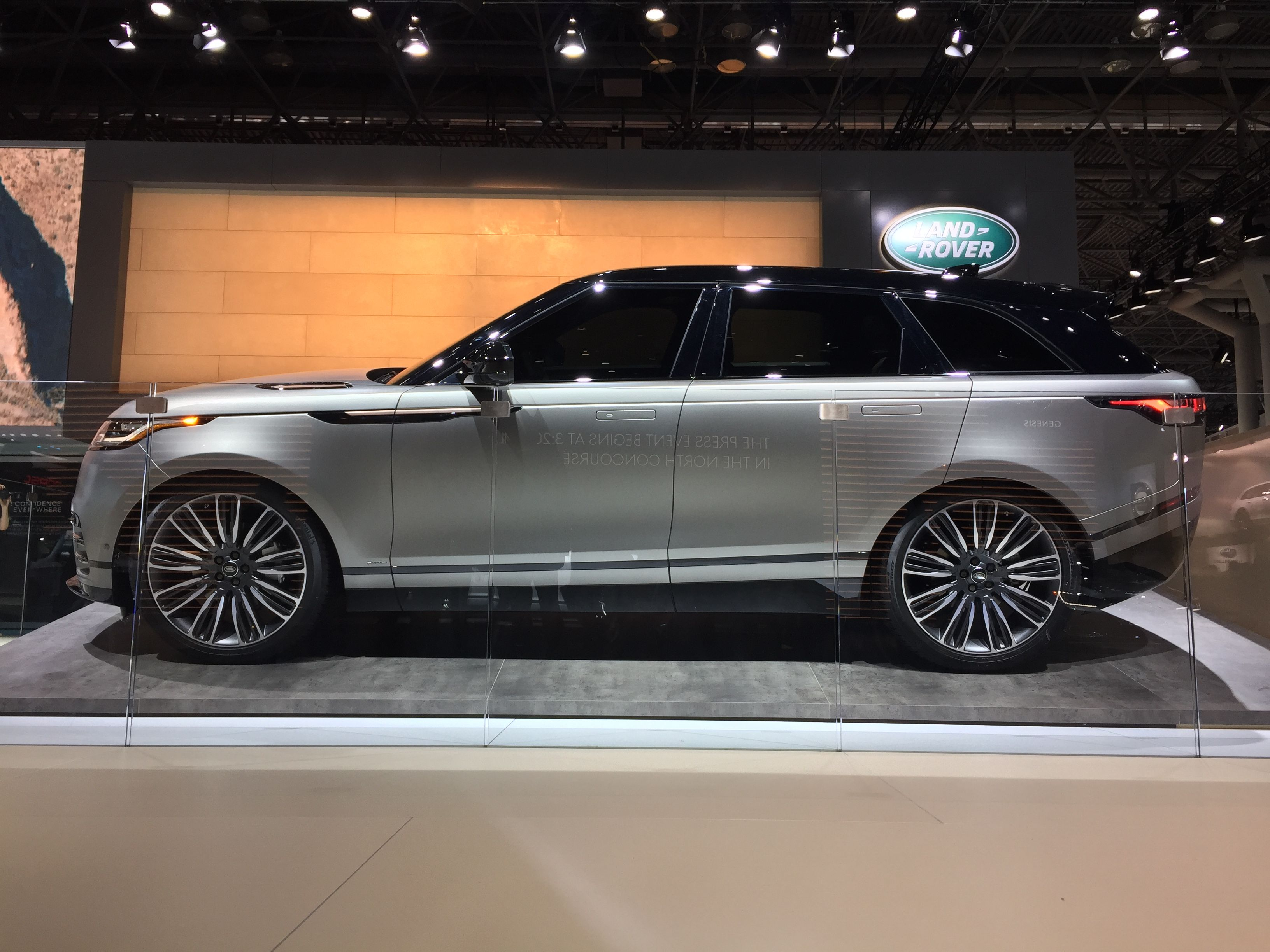 land rover News Road & Track