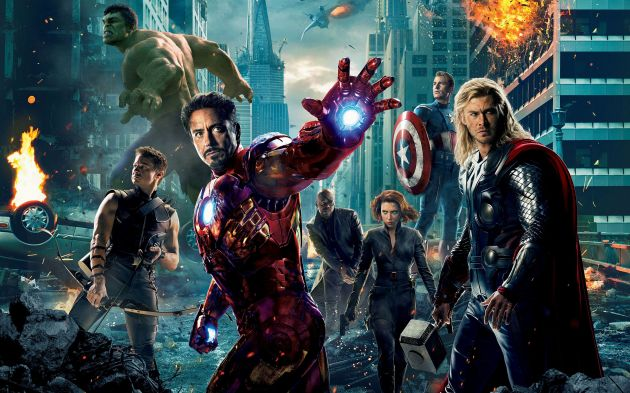 All the Marvel Moves in Order — New Marvel Movies