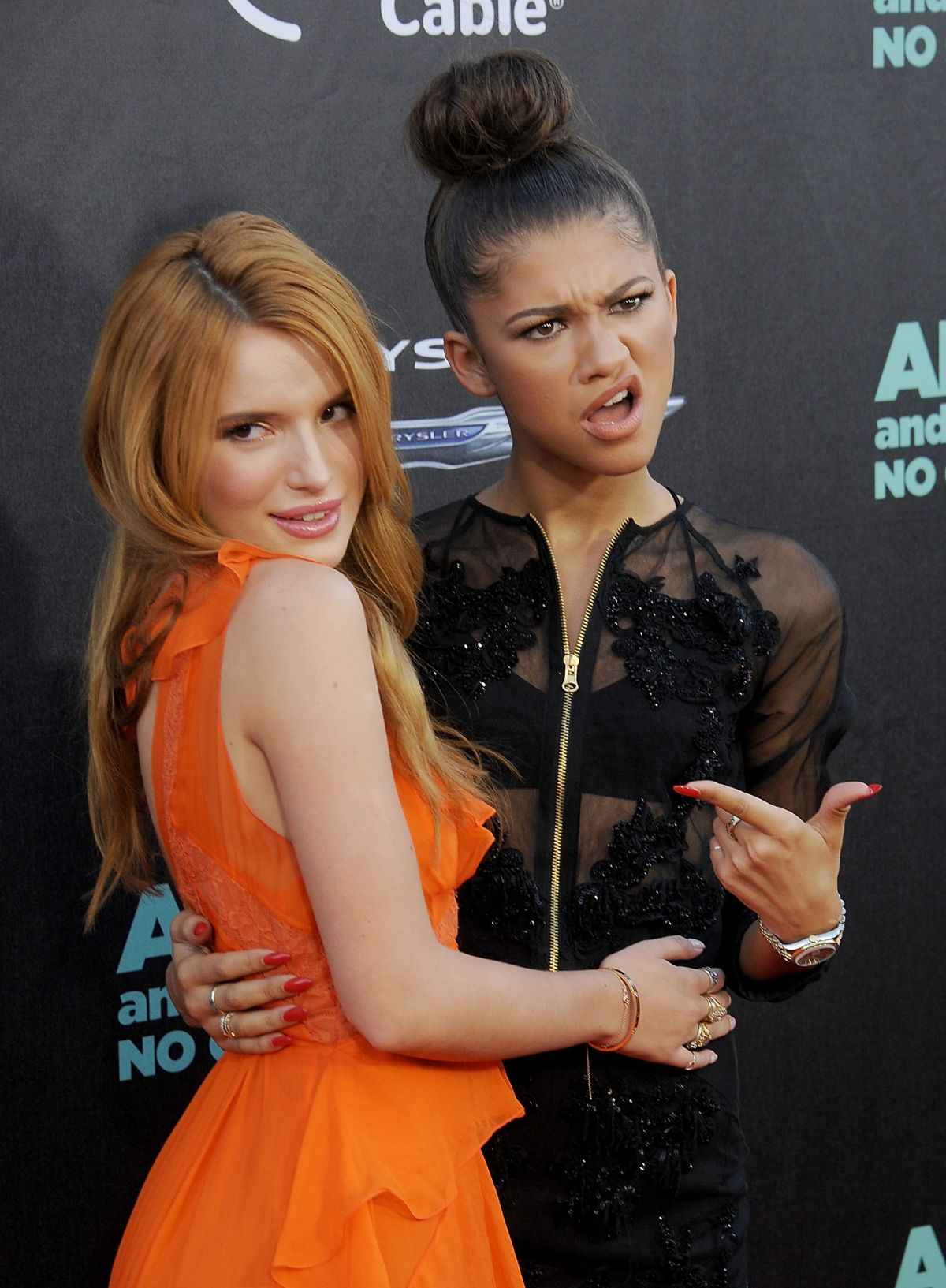Bella Thorne To Guest Star On KC Undercover - Bella Thorne And Zendaya  Coleman Reunite