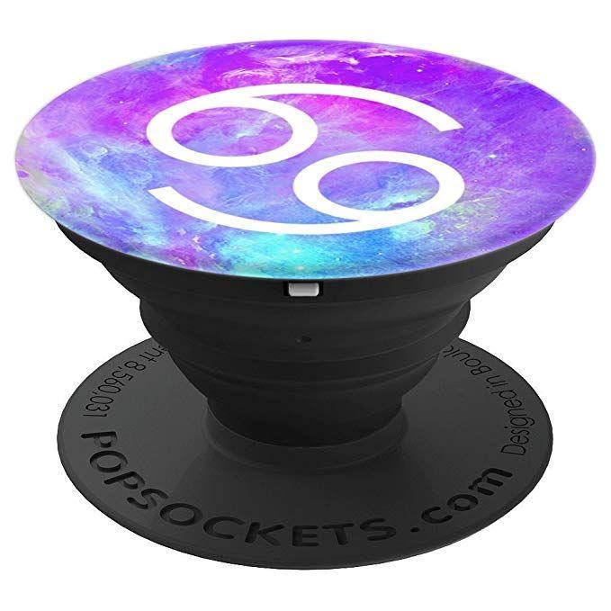 Cancer Astrology Galaxy PopSocket