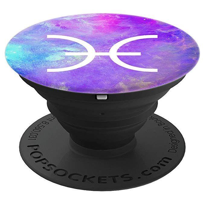Pisces Astrology Galaxy PopSocket