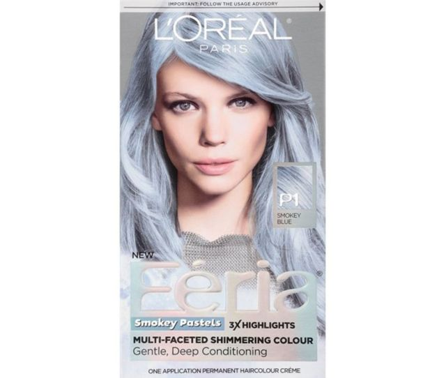 Best Grey Silver Hair Dyes Of  Pretty Grey Hair Color To Use At Home