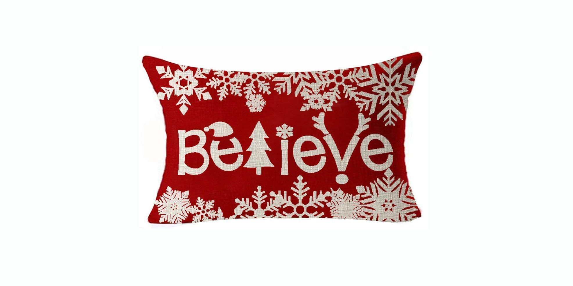 25 best christmas pillow covers
