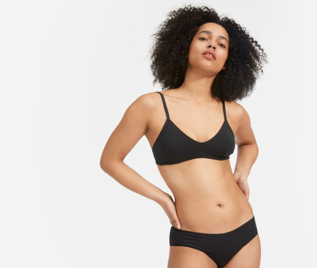 Theyre Also A Largely Overlooked Piece Of Lingerie Often Relegated To The Back Of Your Underwear Drawer But Everlane The Beloved Eco Friendly Fashion