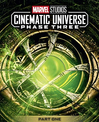 Set of boxes for Marvel Studios collections - Phase 3, part 1 [Blu-ray] [2018] [Region Free]