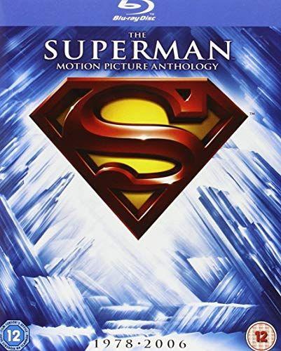 Superman Film Collection 5 1978-2006 [Blu-ray] [1978] [Region Free]