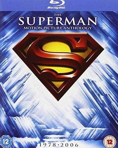 The Superman 5 Movie Collection 1978-2006 [Blu-ray] [1978] [Region Free]