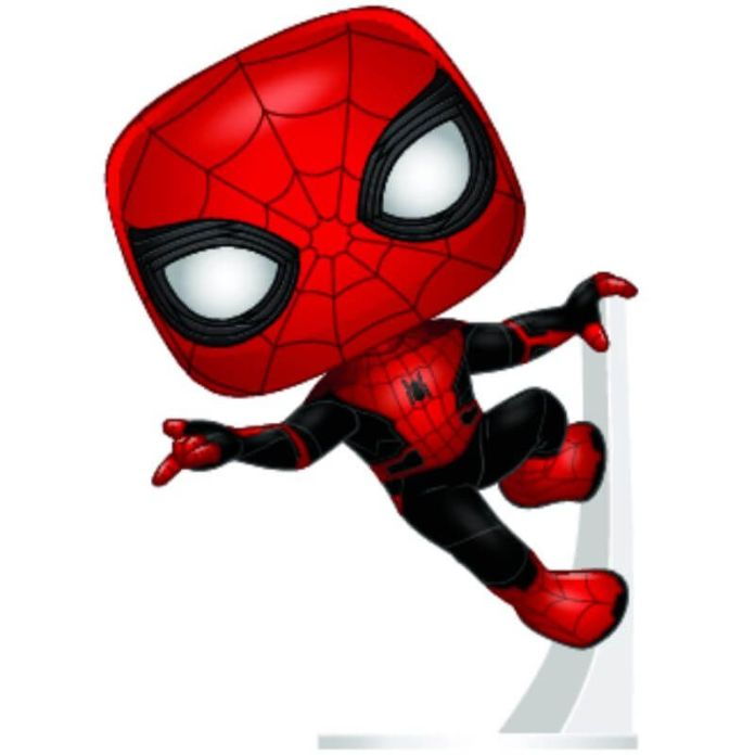 Spider-Man Far From Home Upgraded Spider-Man Pop Costume! Vinyl figure