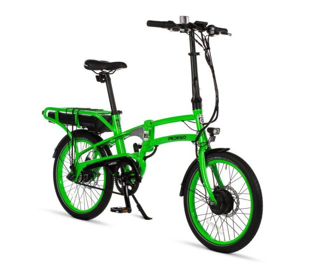 Dahon Electric Folding Bike | Bike Pic