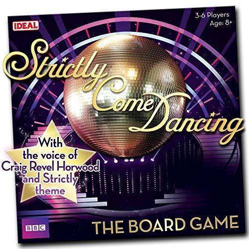 Strictly Come Dancing: The Board Game