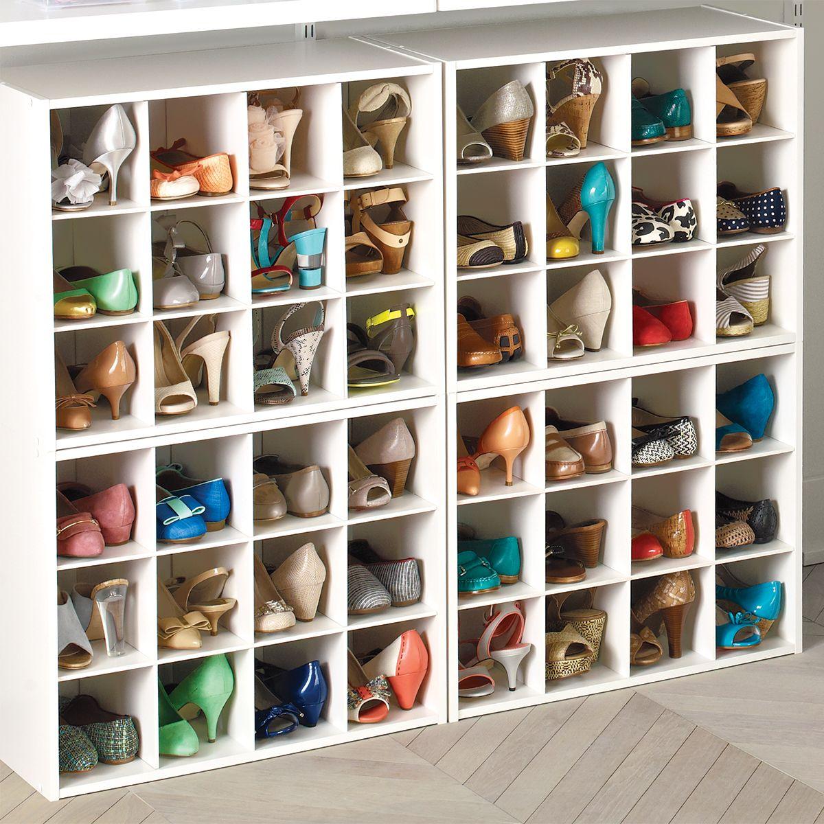 20 Best Shoe Organizer Ideas Genius Diy Shoe Storage