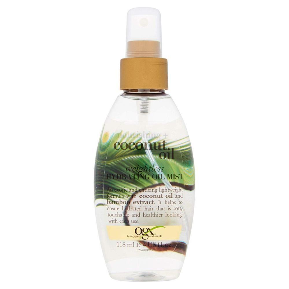 Nourishing Coconut Oil Weightless Hydrating Oil Mist