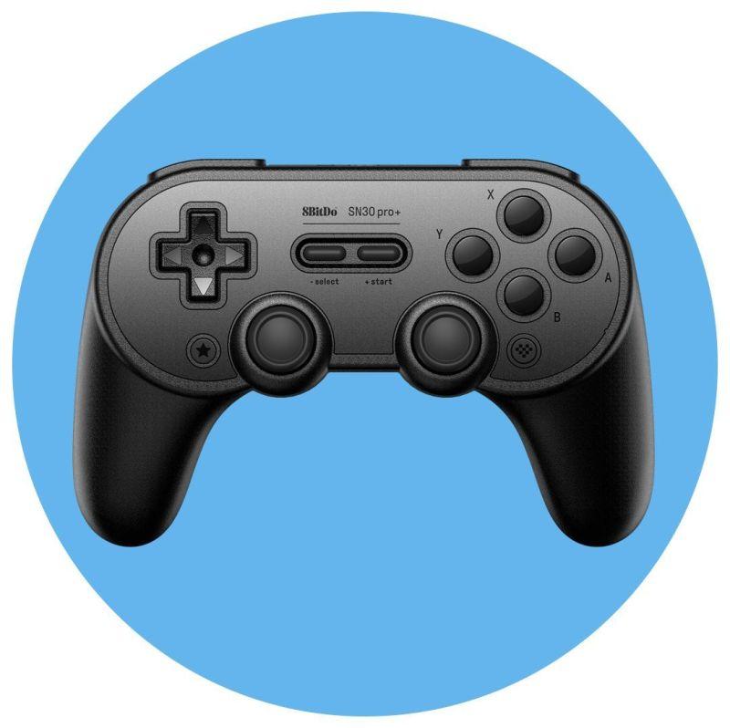 8BitDo's New SN30 Pro+ Controller Is Even Better Than Nintendo's OG 1