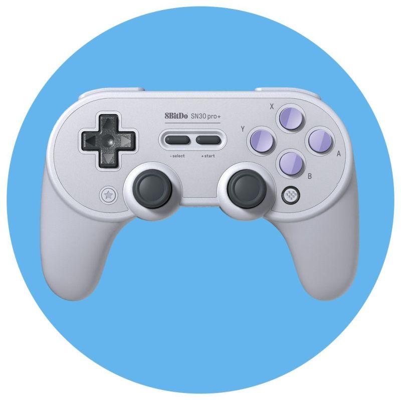 8BitDo's New SN30 Pro+ Controller Is Even Better Than Nintendo's OG 2