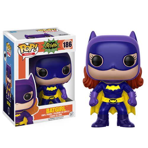 DC Heroes Batgirl Pop! Figurine en vinyle