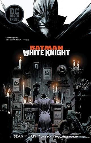 Batman: White Knight de Sean Murphy avec Matt Hollingsworth