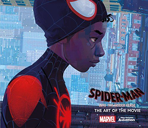 Spider-Man: Into the Spider-Verse - Movie Art